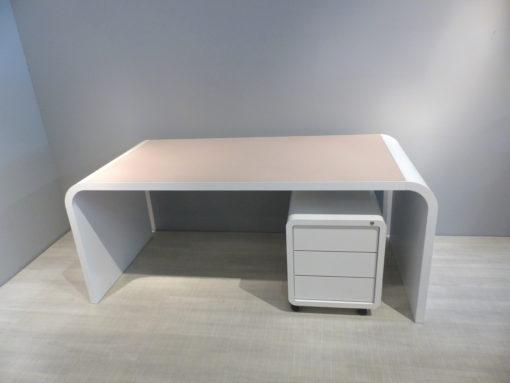 müller Highline Schreibtisch mit Rollcontainer