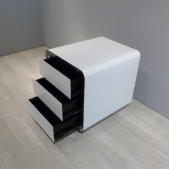müller Outlet Highline R20 Büro Rollcontainer weiß