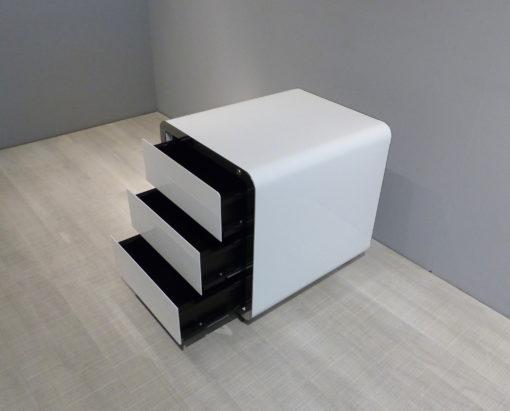 müller Highline R20 Büro Rollcontainer weiß