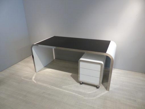 M10 Highline Desk White Glossy