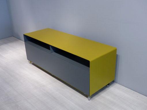 müller Mobile Line Sideboard R109N gelb grau