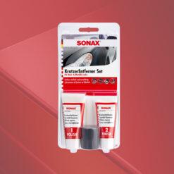 Sonax Kratzerenferner und Polierset